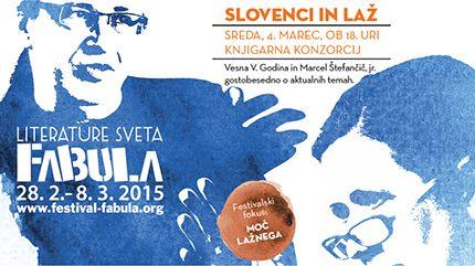Slovenci in laž (Fabula 2015)