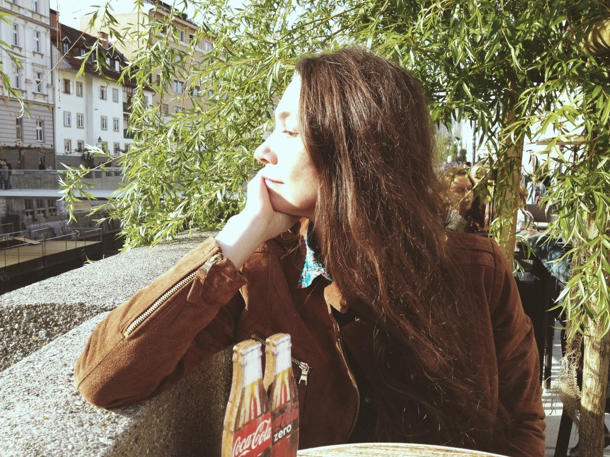 Katarina Marinčič: »Pisateljevanje je proga, po kateri vozim sama.«