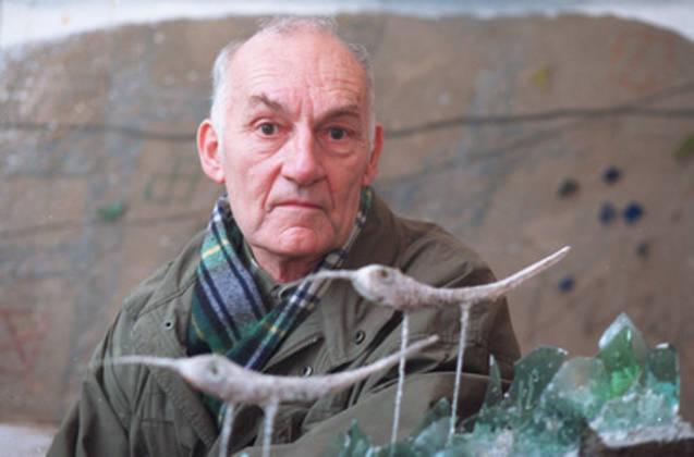 Podelili Župančičeve nagrade – za življenjsko delo jo je prejel slikar, grafik in kipar Vladimir Makuc
