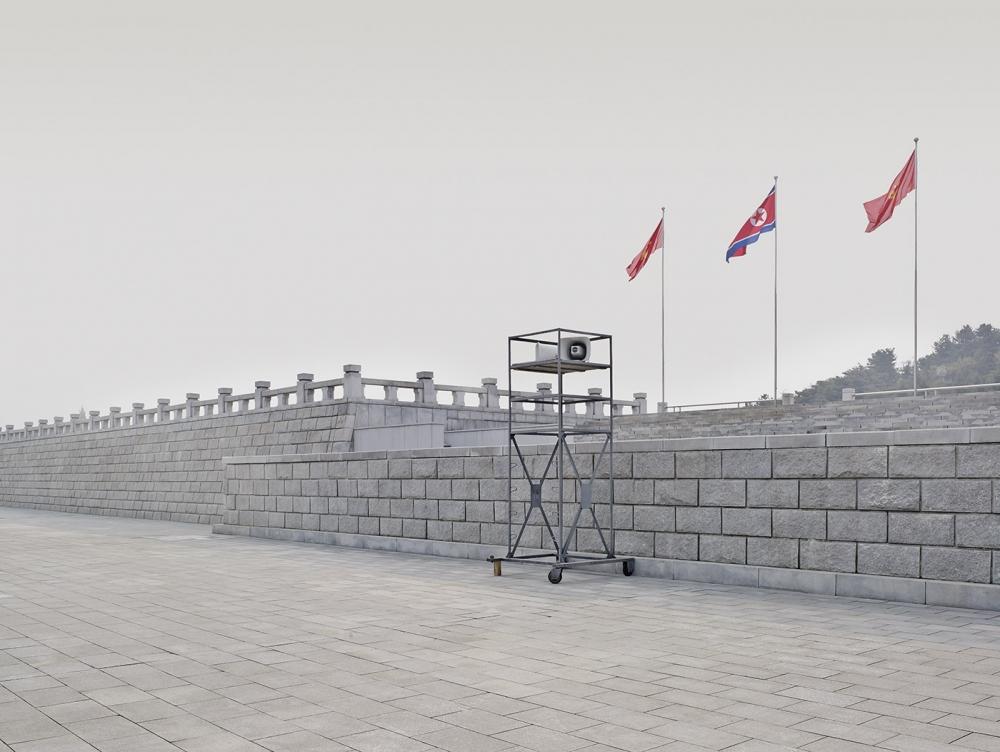 Kumsusan Palace of the Sun,Eddo Hartmann / Koryo Studio