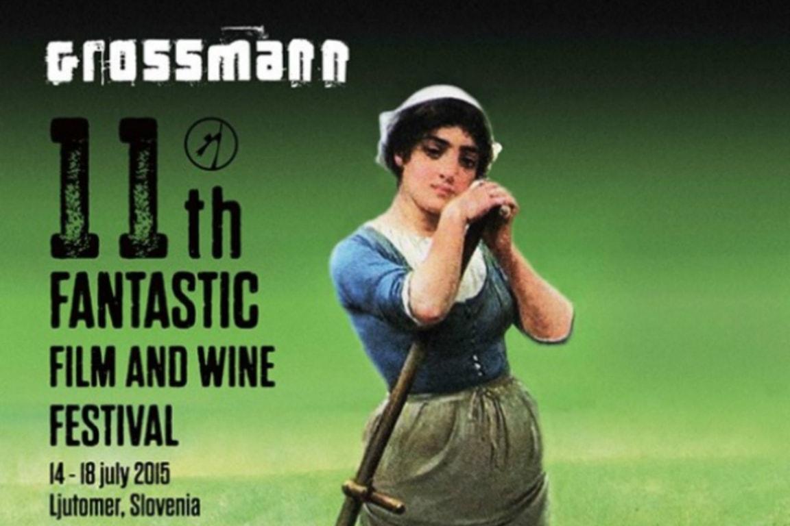 Jutri se začenja 11. Grossmannov festival fantastičnega filma in vina