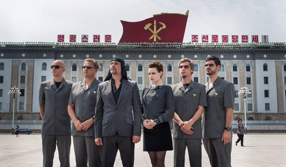 Laibachom le uspel koncert v Severni Koreji