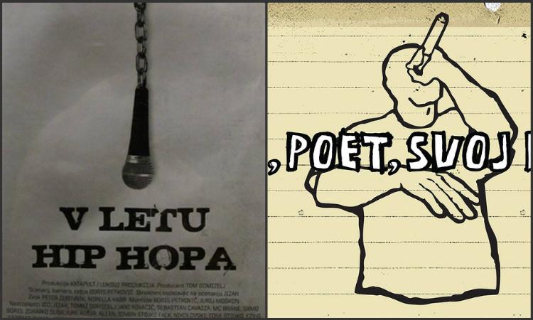 Dokumentarca: V letu hip hopa / Veš, poet, svoj dolg?