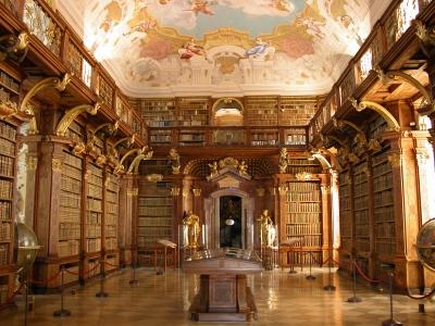 Najlepše knjižnice na svetu