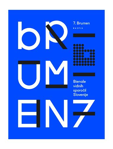 7. BRUMEN- Bienale vidnih sporočil Slovenije