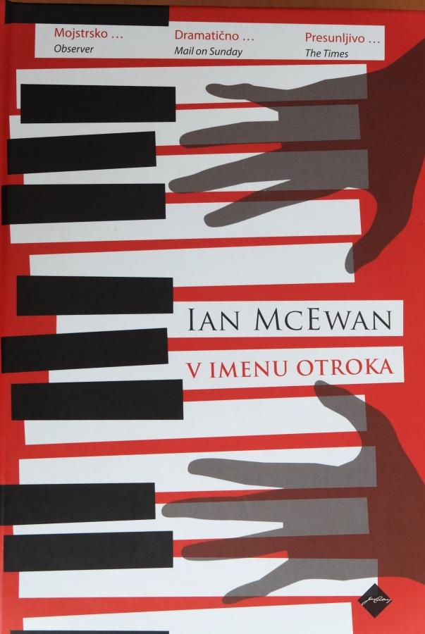 Ian McEwan: V imenu otroka