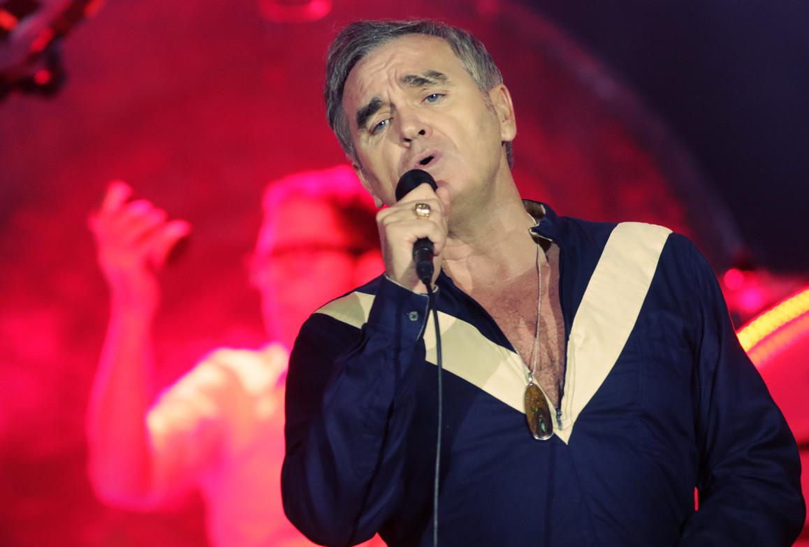 Morrissey @Hala Tivoli, 10. 10. 2015