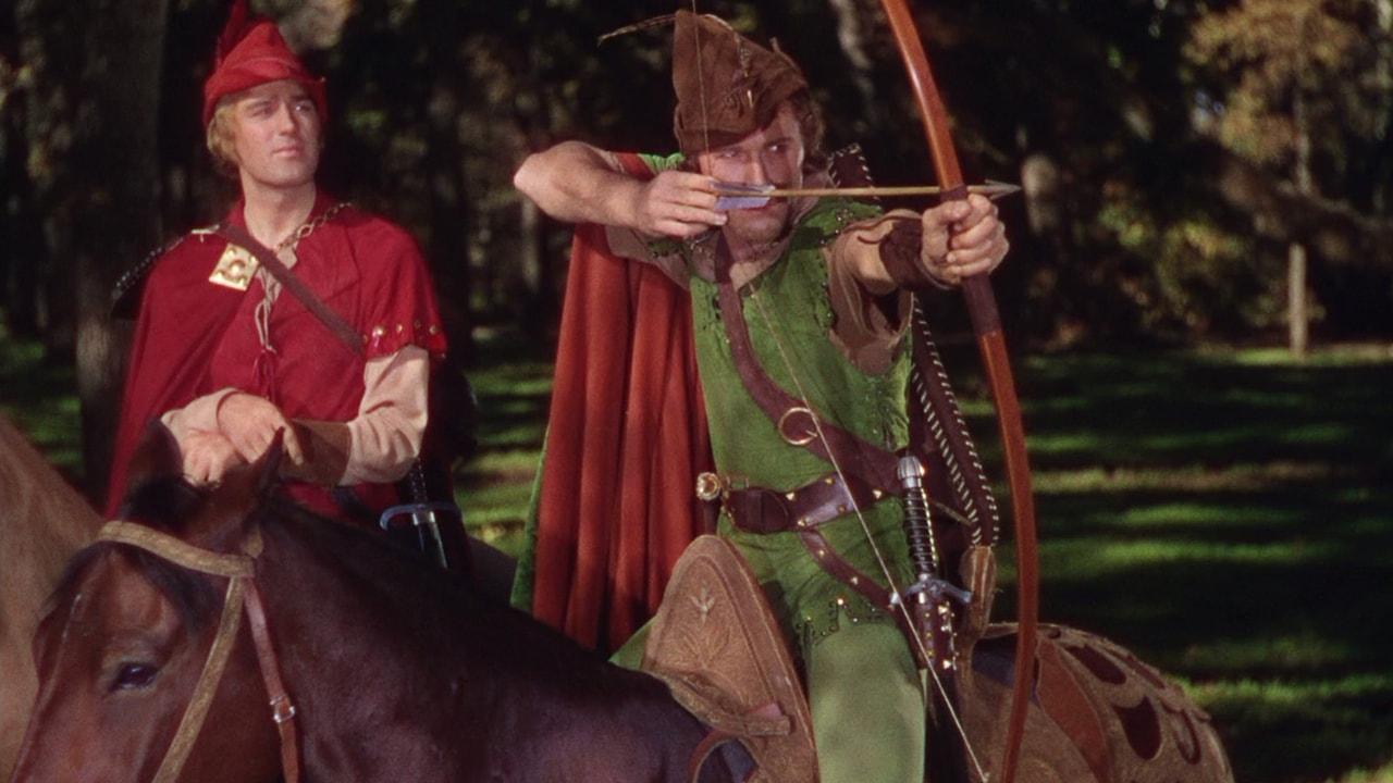 LIFFe: Pustolovščine Robina Hooda (The Adventures of Robin Hood)