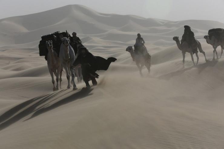 LIFFe: Puščavska kraljica (Queen of the Desert)
