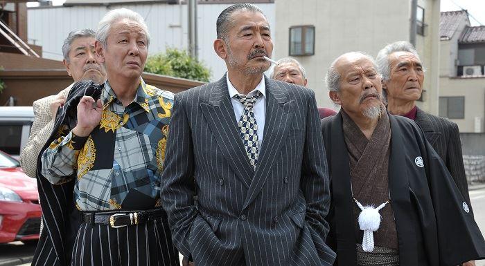 LIFFe: Ryuzo in sedem veličastnih (Ryûzô to 7 nin no kobun tachi)