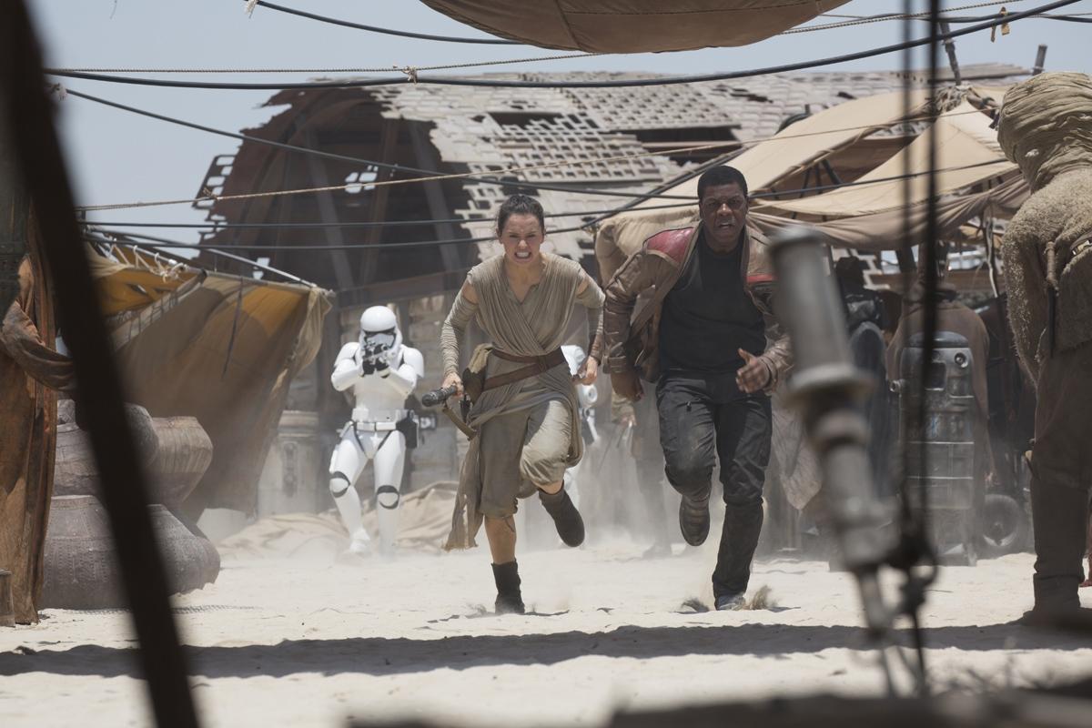 Vojna zvezd: Sila se prebuja (Star Wars: The Force Awakens)