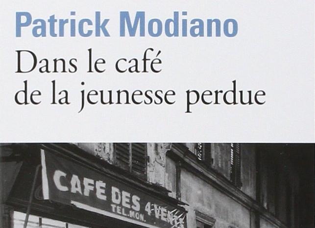 Patrick Modiano: V kavarni izgubljene mladine