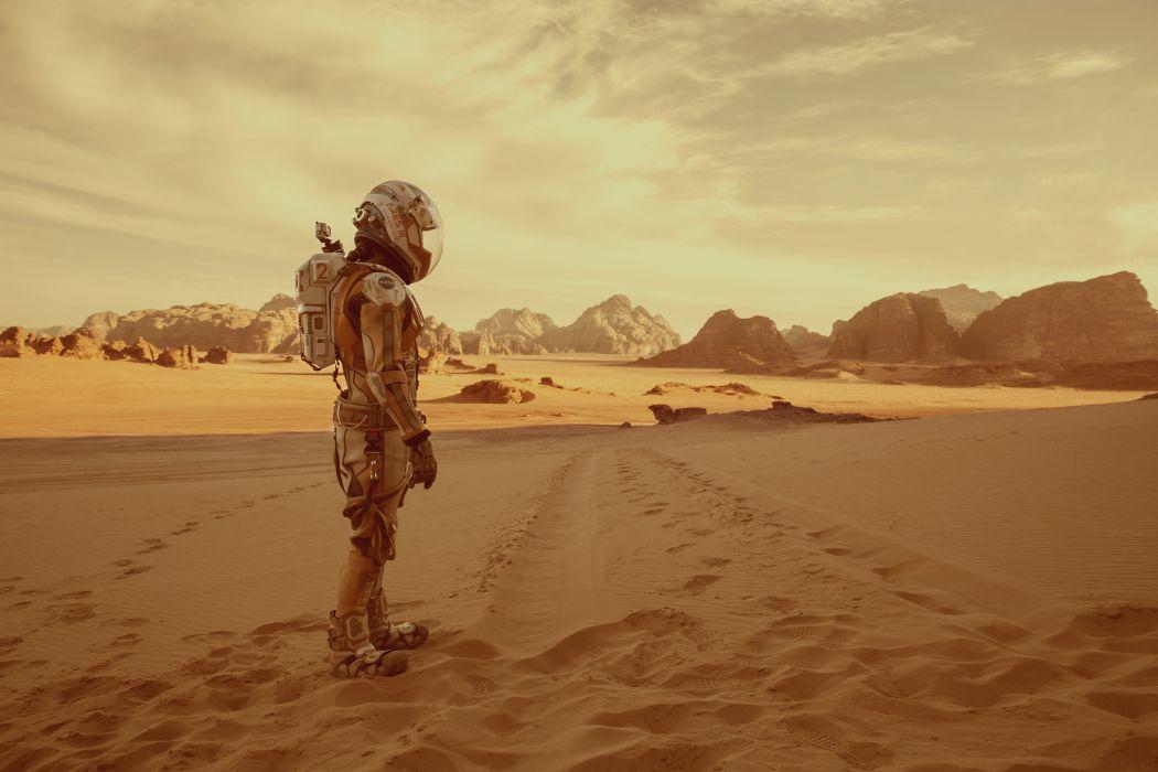 Marsovec (The Martian)