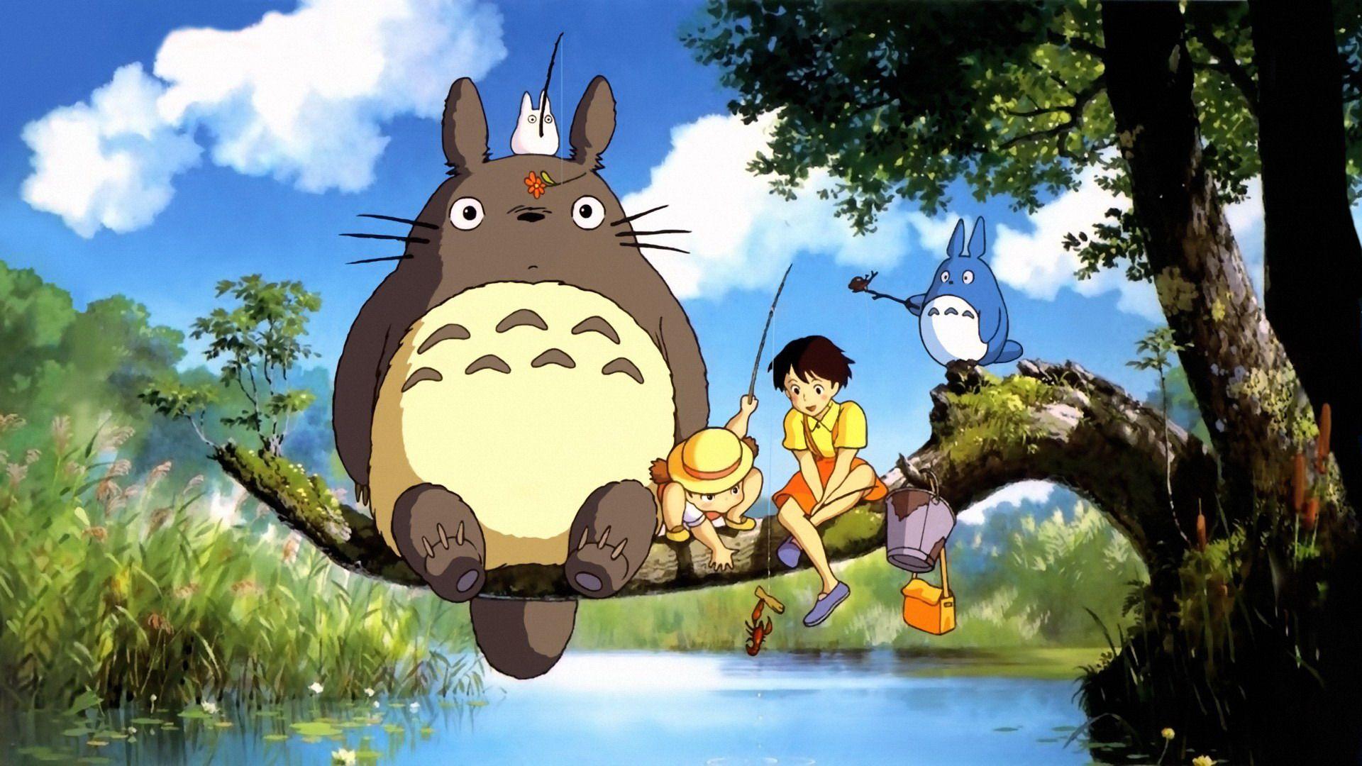 My Neighbour Totoro: Filmski večer komparativistov in prevajalcev @THL, 14. 3. 2016
