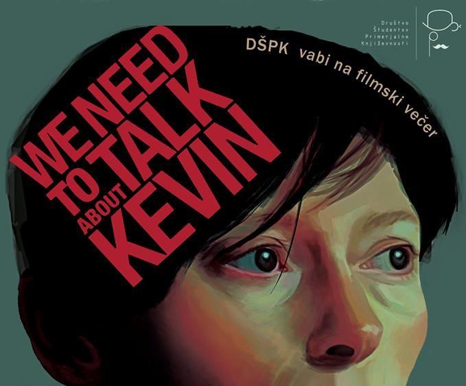Filmski večer DŠPK: We Need to Talk About Kevin @THL, 5. 4. 2016
