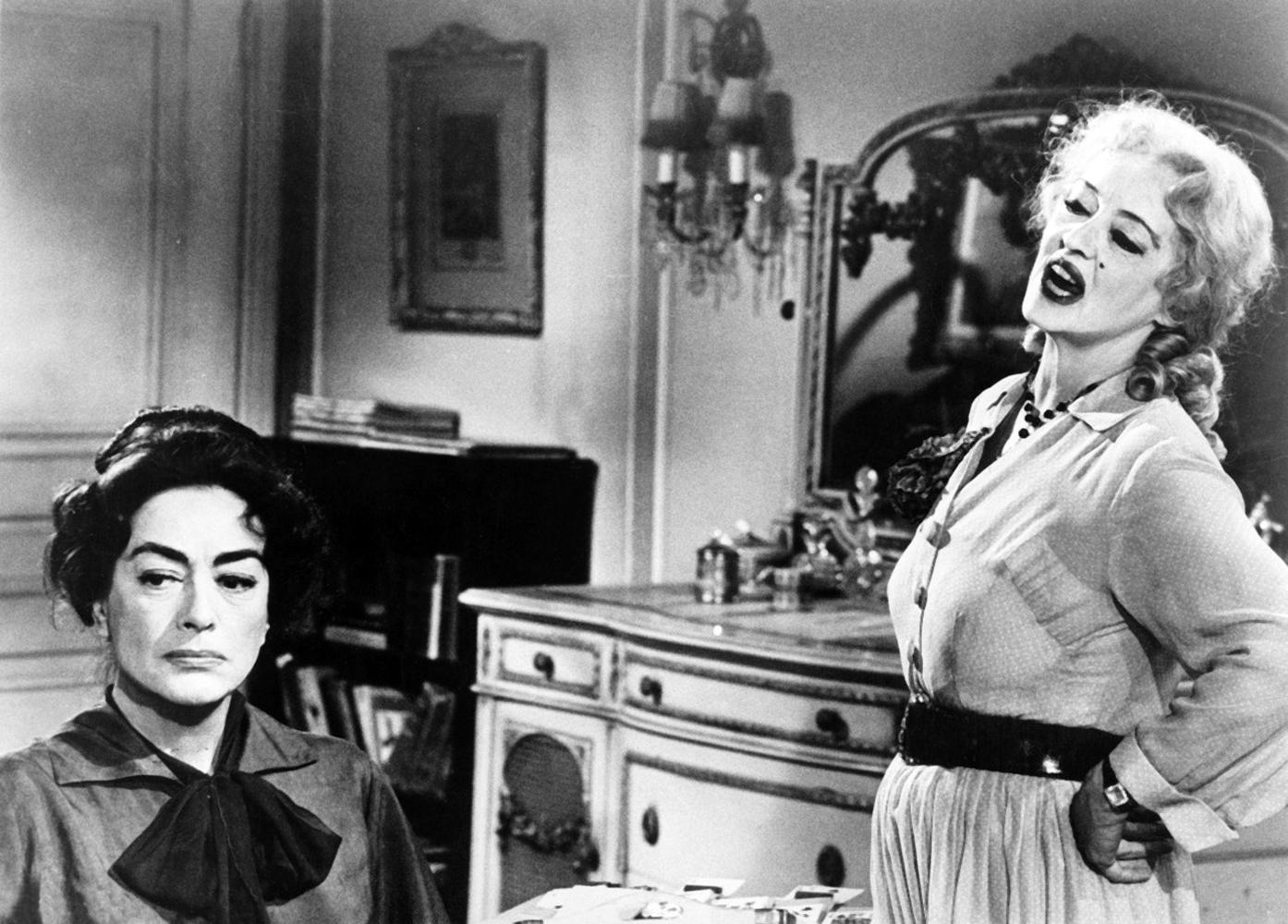 Kurja polt: Kaj se je zgodilo z Baby Jane? (What Ever Happened to Baby Jane?, 1962)