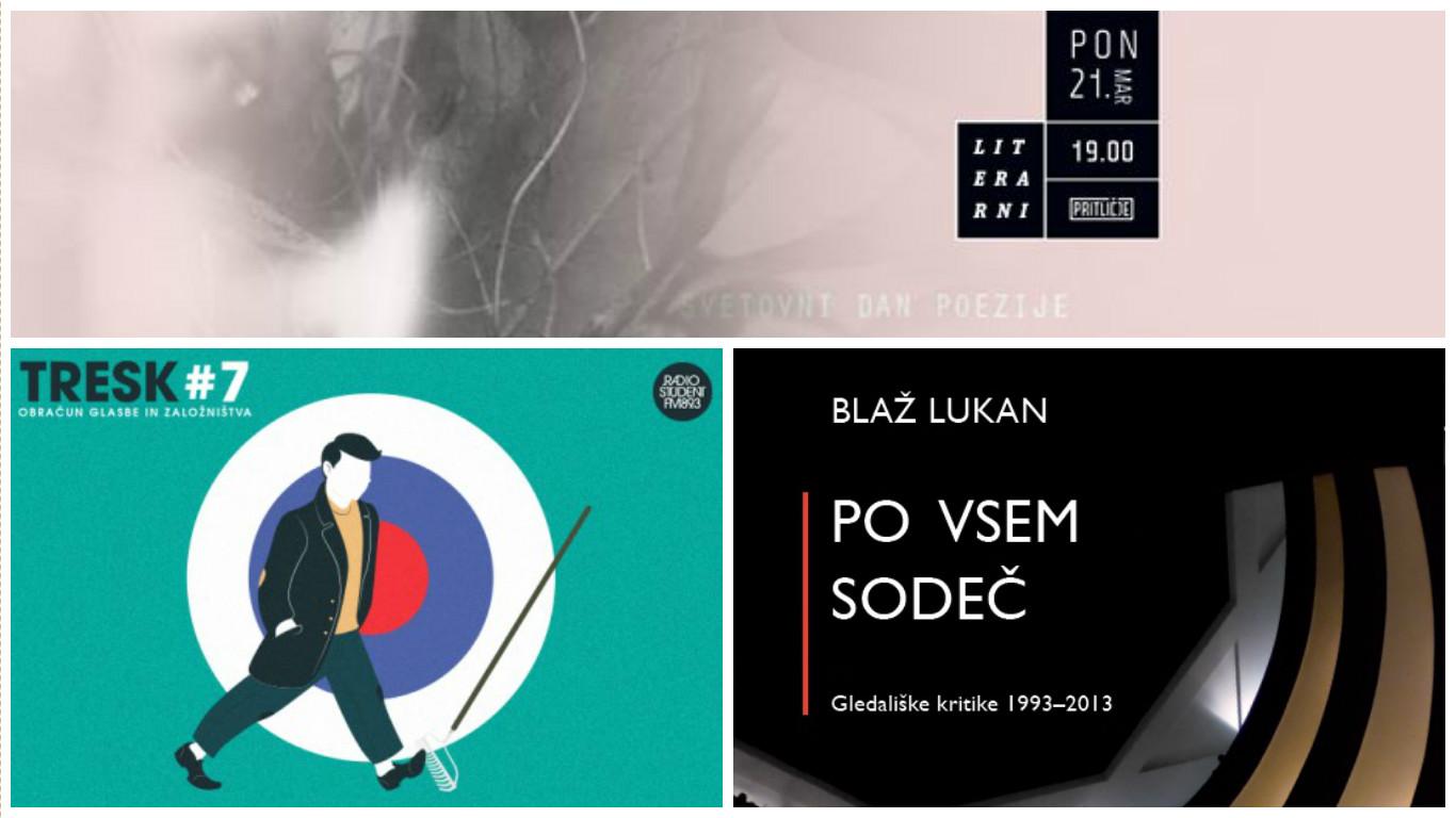 28-dnevnik (1. 3.-28. 3.): Festival TRESK, svetovni dan poezije …