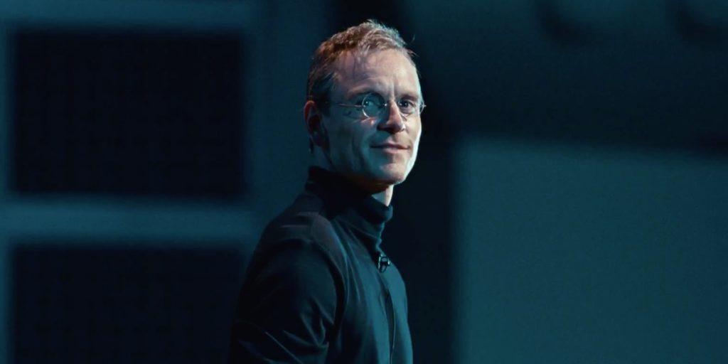 Michael Fassbender kot Steve Jobs.