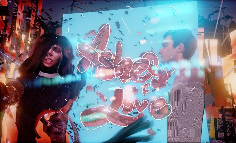 "Štiklca 21. tedna, 2016: Danny L Harle feat. Caroline Polachek – ""Ashes of Love"" in Haiku Garden – ""Rosetta"""