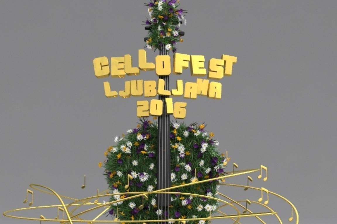 Cellofest Ljubljana 2016