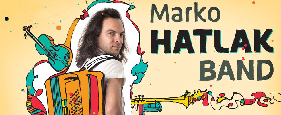 """Marko Hatlak: """"Muzika ni teorija, treba jo je čutiti."""""""