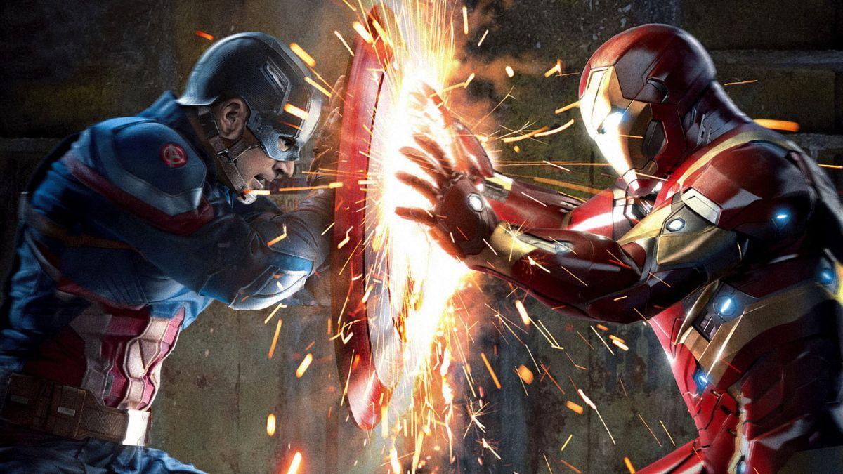 Stotnik Amerika: Državljanska vojna (Captain America: Civil War)
