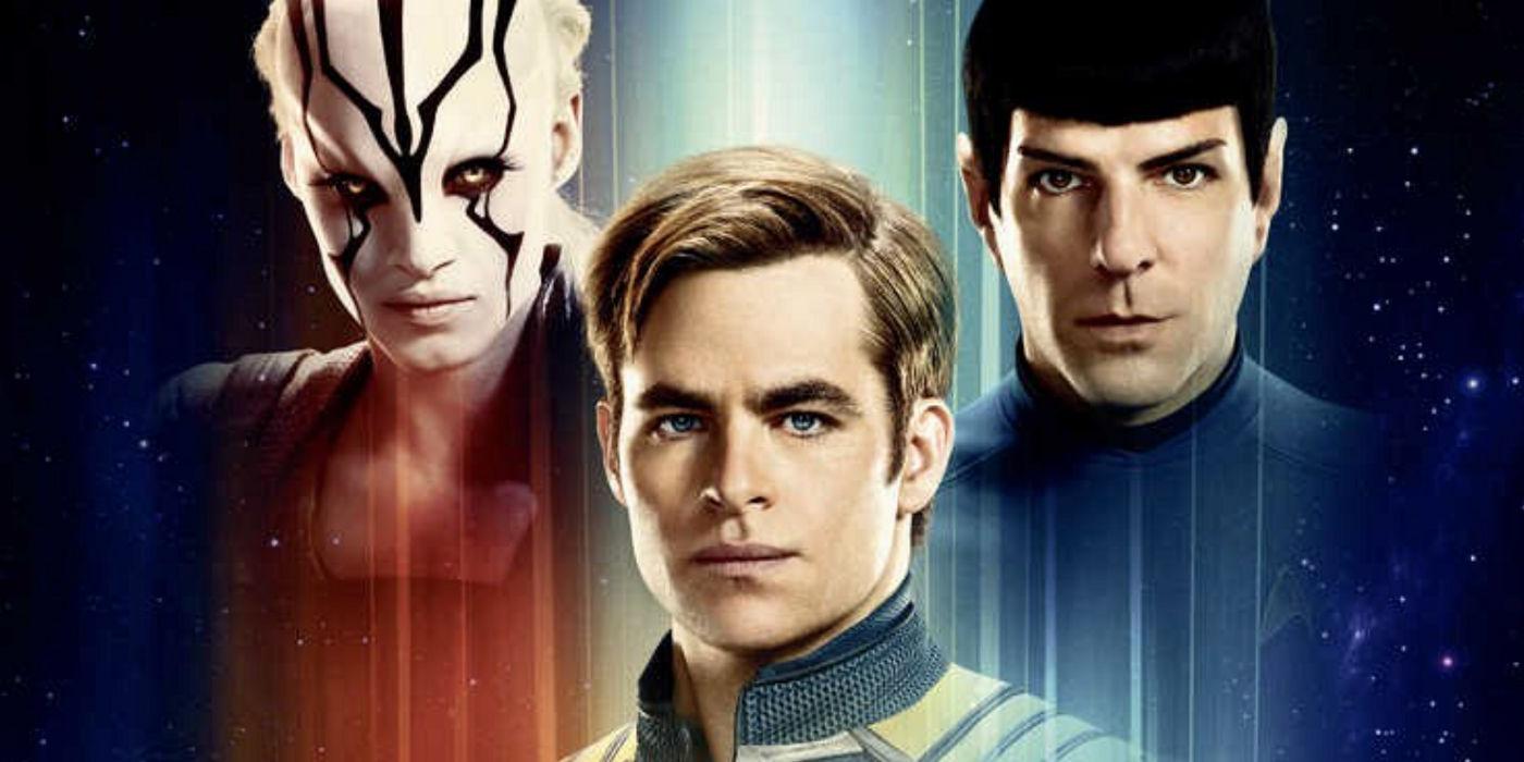Zvezdne steze: Onkraj (Star Trek Beyond)