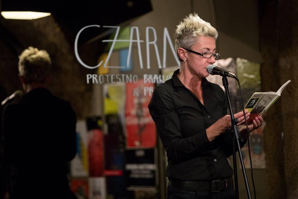 CZARNY PROTEST –  Branje poezije v znamenju črne