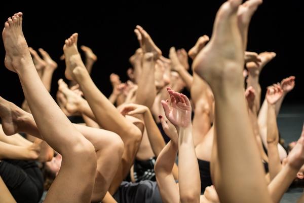 CoFestival: Isabelle Schad: Kolektivni poskoki
