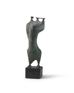 Favn s piščalko, 1963 / Foto: Matevž Paternoster, MGML