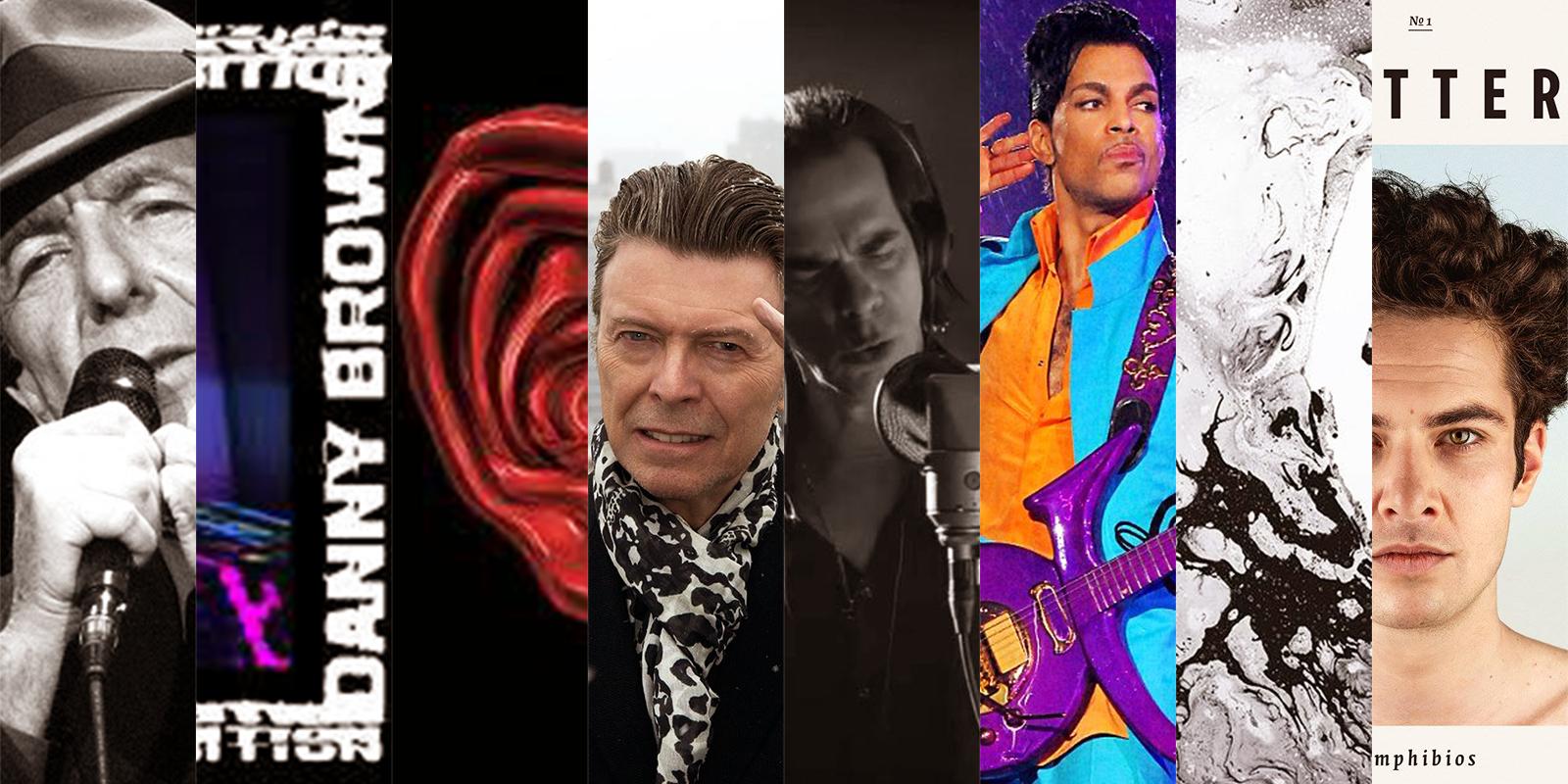 Pregled leta 2016: Glasba