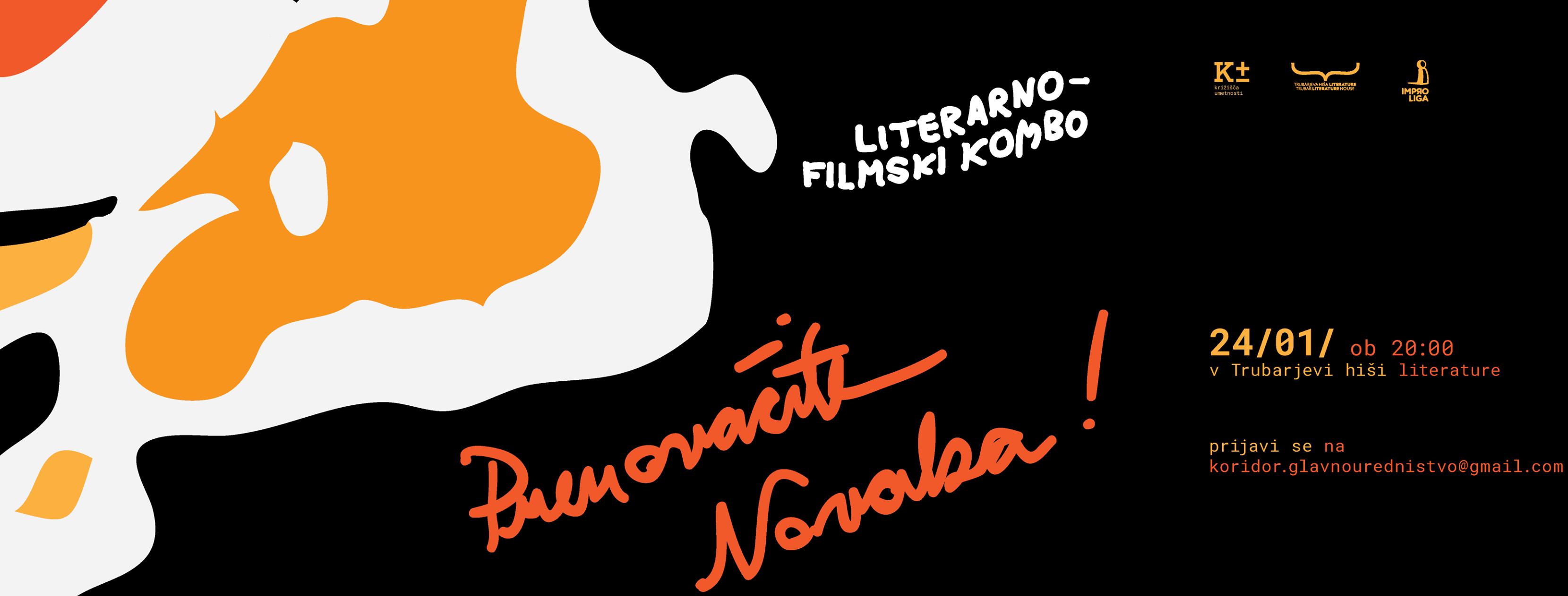 9. literarno-filmski kombo: Prenovačite Novaka