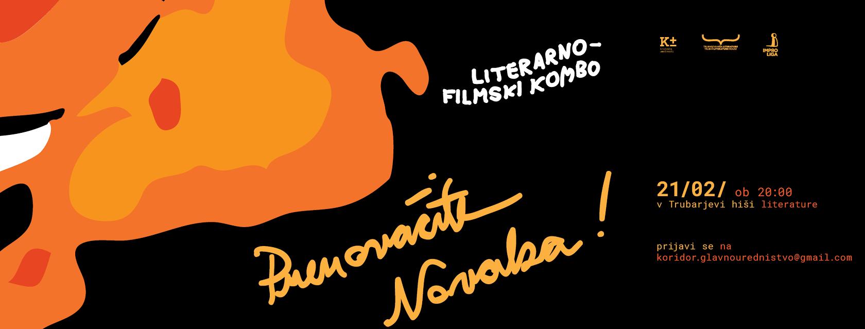 10. literarno-filmski kombo: Prenovačite Novaka