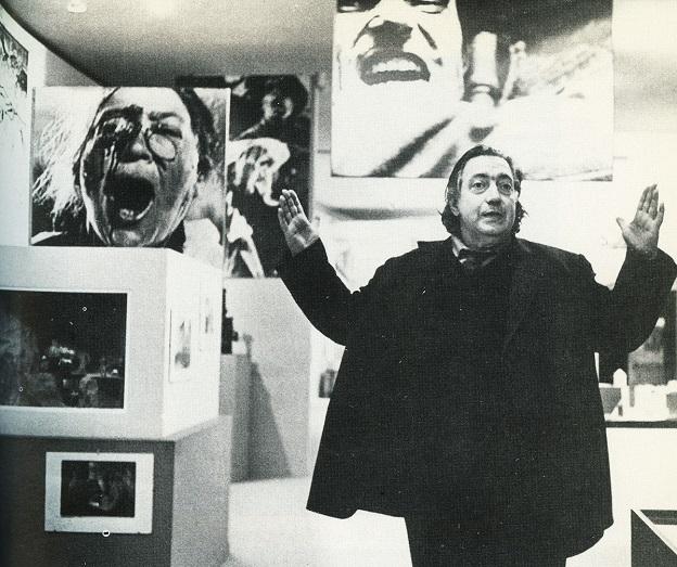 Henri Langlois: Kinotečni fantom