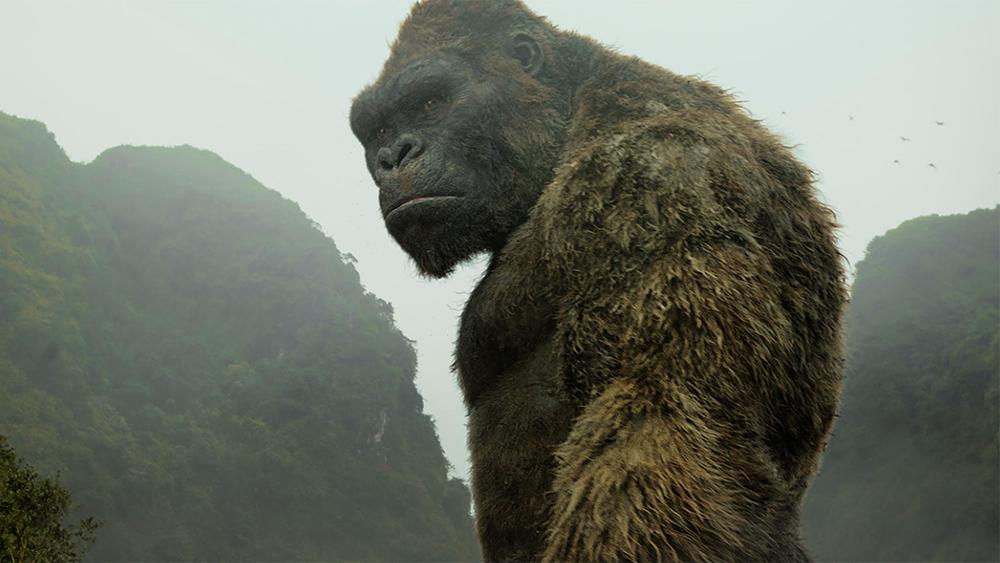 Kong: Otok lobanj (Kong: Skull Island)