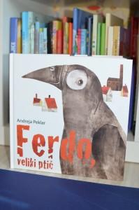 Andreja Peklar: Ferdo, veliki ptič