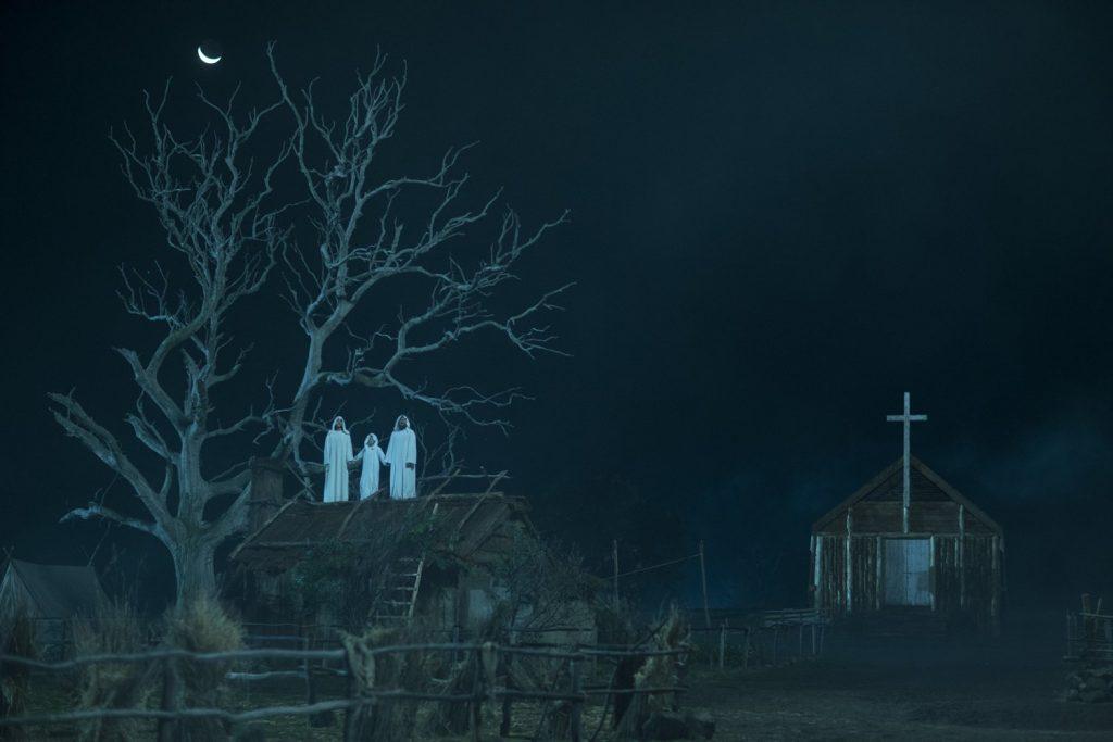 Prizor iz serije Ostali.
