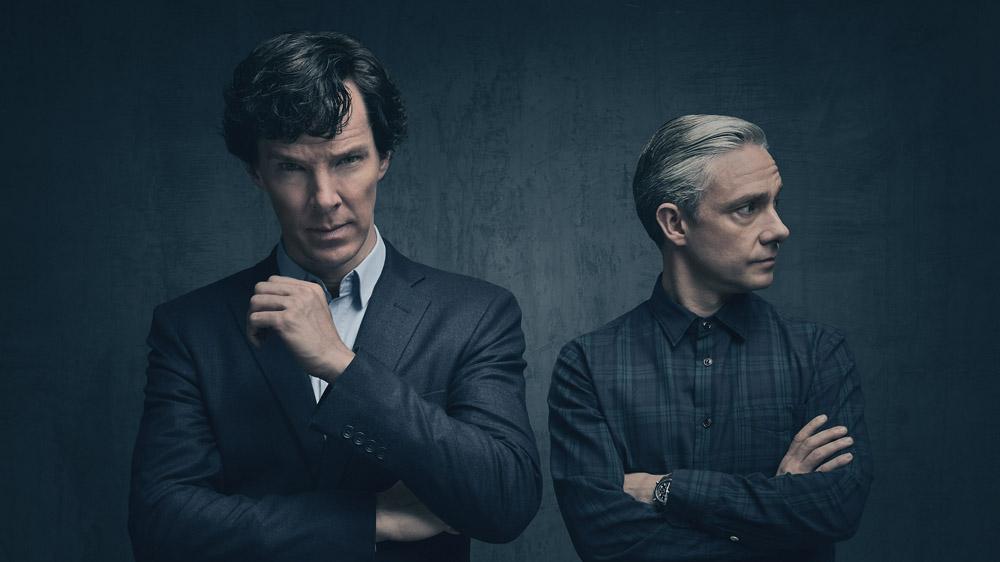 Sherlock (4. sezona, 2010–)