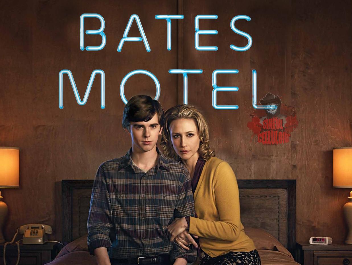 Bates Motel: »Oh, mama, kaj sem storil?«