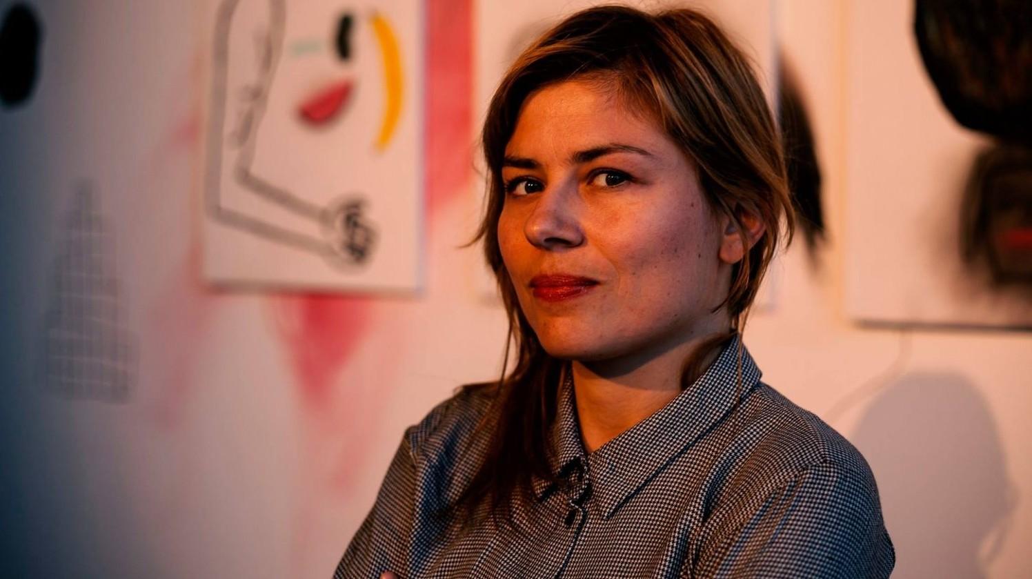 Nevena Aleksovski: »Pomembno je, da je moje delo živo«