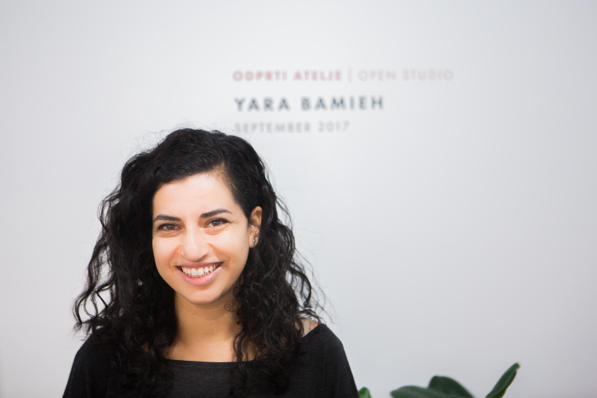 Yara Bamieh: »Ljudje morajo biti to, kar so – čudaški, drugačni, kreativni«