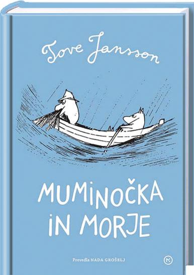 Tove Jansson: Muminočka in morje