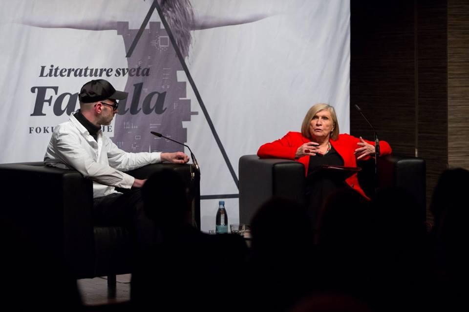 Fabula pred Fabulo: Chantal Mouffe (1. 3. 2018, Klub CD)