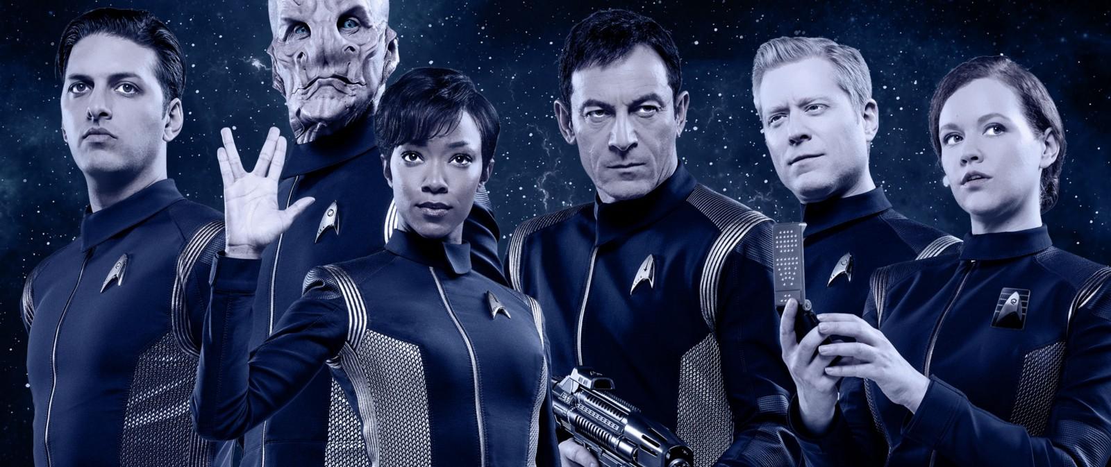 Zvezdne steze: Discovery (Star Trek: Discovery, 1. sezona)