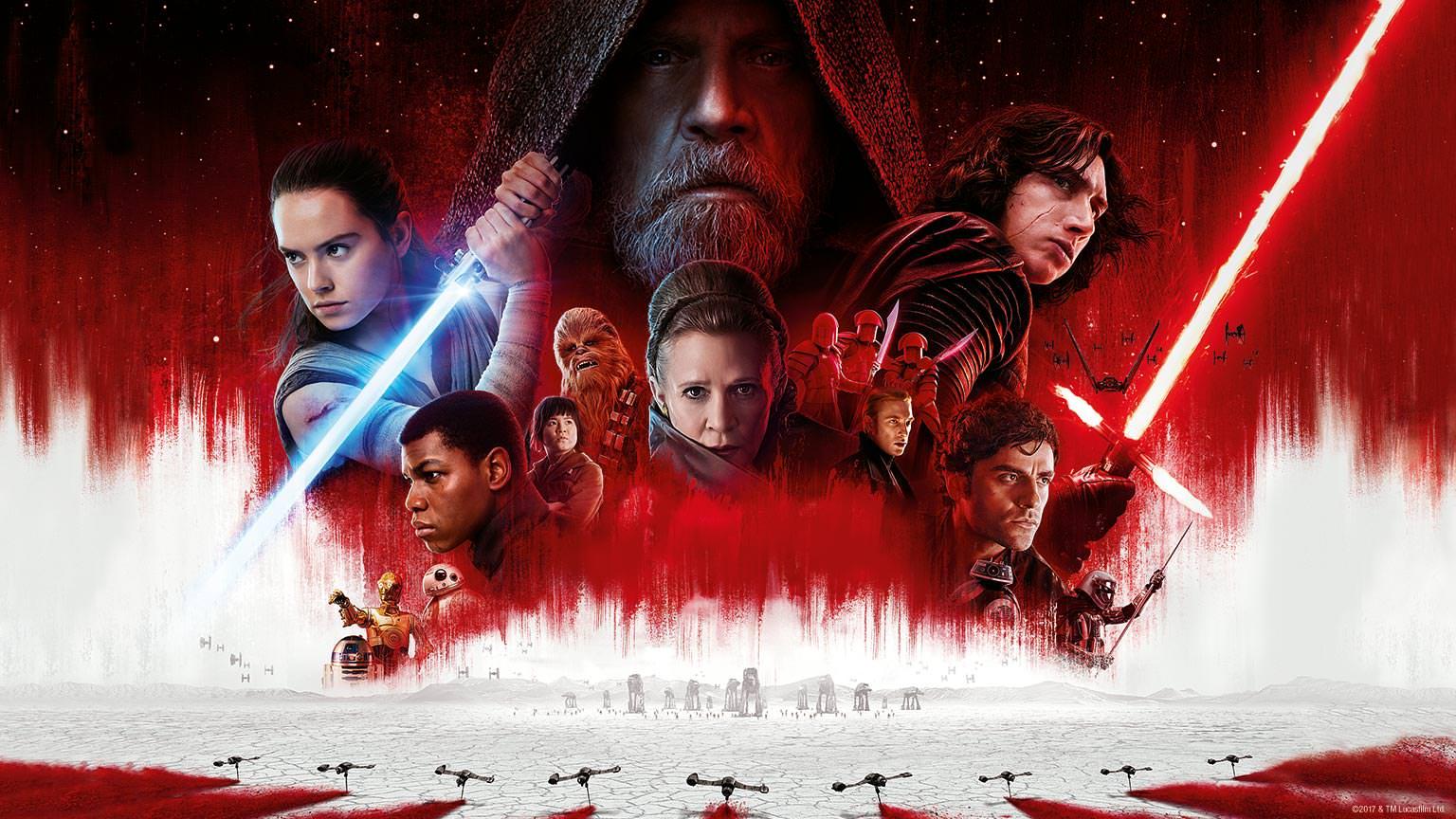 Vojna zvezd: Poslednji jedi (Star Wars: The Last Jedi)