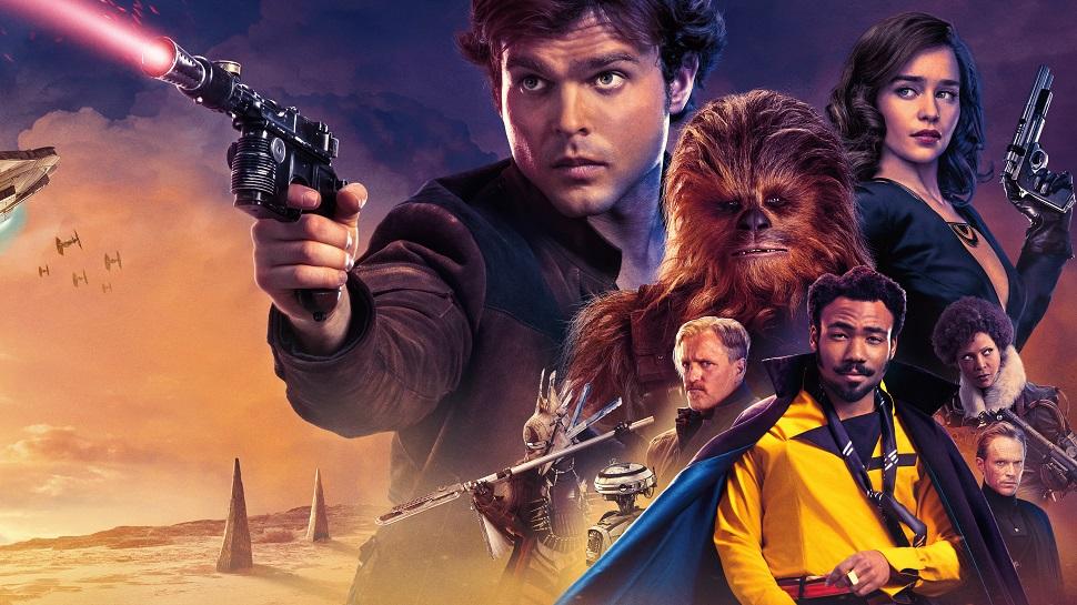 Solo: Zgodba Vojne zvezd (Solo: A Star Wars Story)