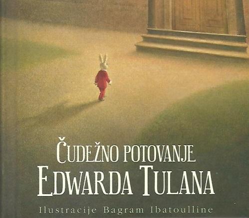 Kate DiCamillo: Čudežno potovanje Edwarda Tulana
