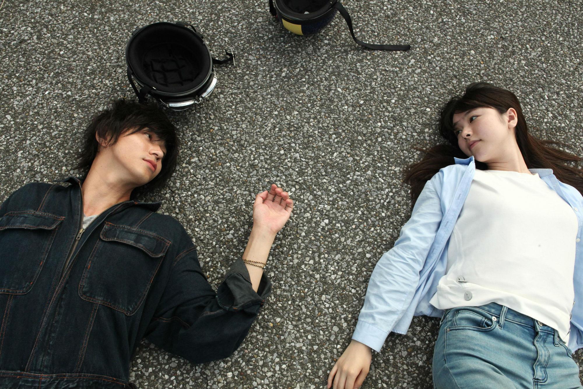29. LIFFe: Asako I & II (Netemo sametemo)