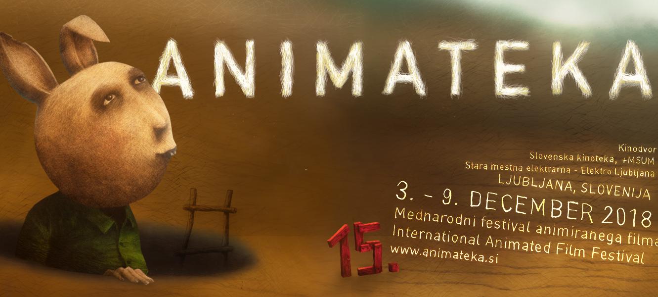 Kratki animirani filmi na 15. Animateki