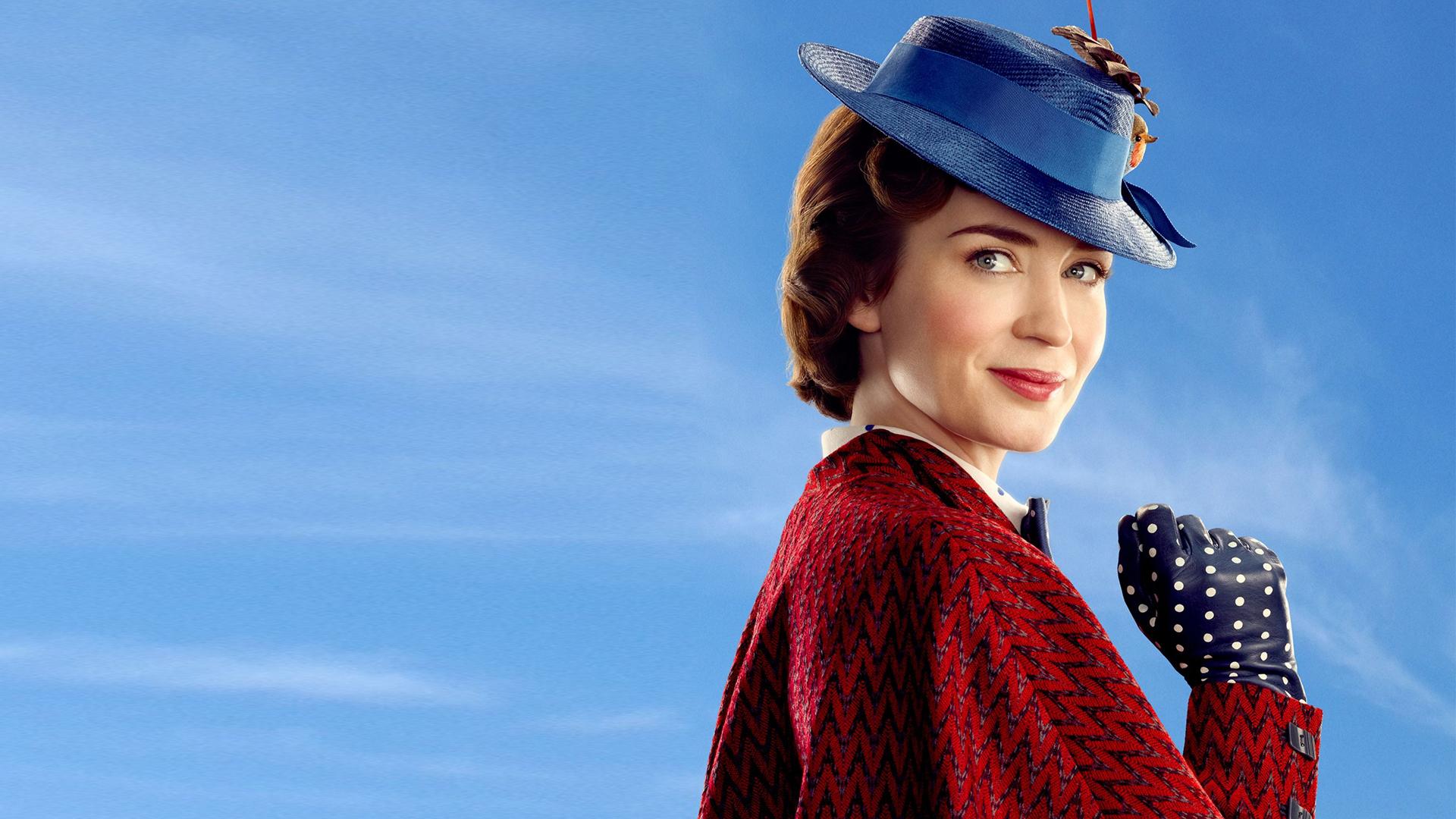 Mary Poppins se vrača (Mary Poppins Returns)